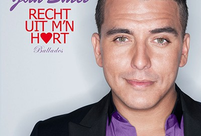 Recht Uit M'n Hart single Jan Smit
