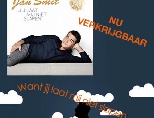 Jij Laat Mij Niet Slapen nieuwe single