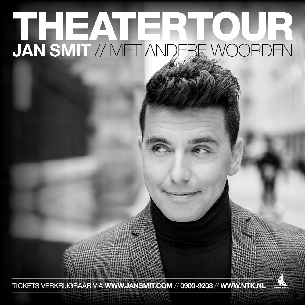 wanneer is jan smit jarig Jan Smit gaat na 4 jaar weer de theaters in.   Jan Smit.com wanneer is jan smit jarig