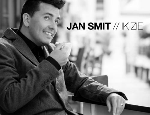 """Edwin Evers schrijft nieuwe single """"Ik Zie"""" van Jan Smit"""