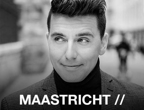Theaterconcert Maastricht afgelast!