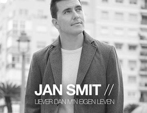 Nieuwe single Jan Smit speciaal voor Liza
