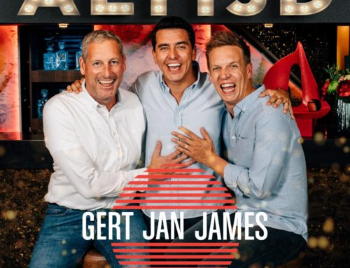Gert Verhulst, Jan Smit en James Cooke lanceren hun oorwurm 'Altijd'