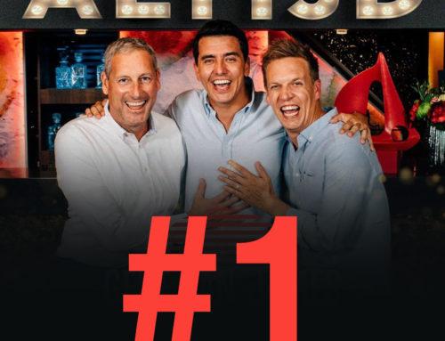 Gert Verhulst, Jan Smit en James Cooke scoren met 'Altijd' een officiële nummer 1-hit!