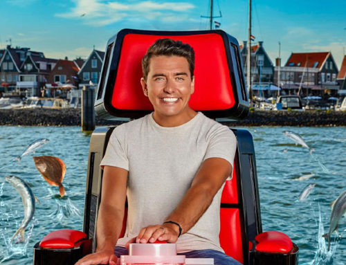 Jan Smit nieuwe coach The voice of Holland